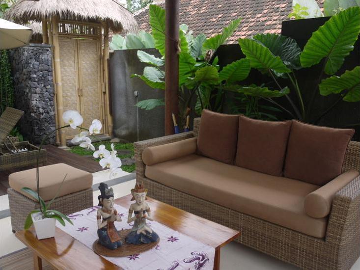 Rumah Dadong Bali - Living Area