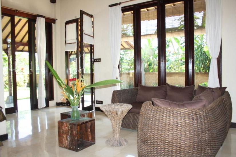 Rumah Dadong Bali - Living Room