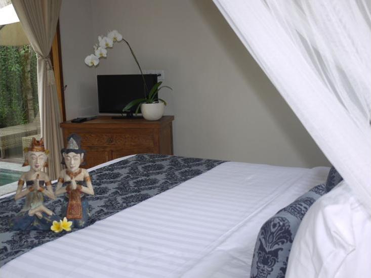 Rumah Dadong Bali - Vila, 1 kamar tidur, kolam renang pribadi Hemat 38%