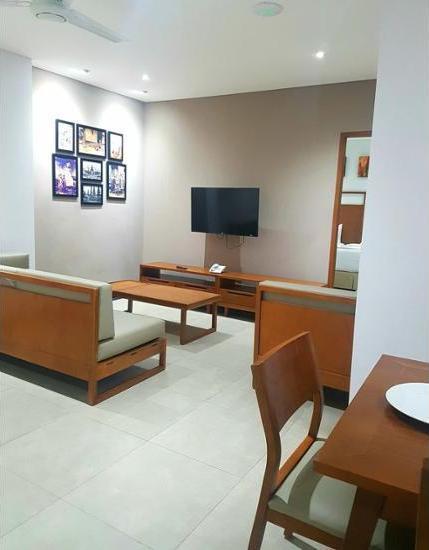 AP Suite Apartment Bali - Bathroom