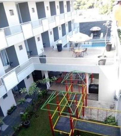 De Wahyu Hotel Batu - Property Grounds