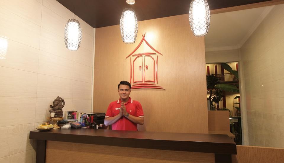 Rabasta Angkul-angkul Bali - Resepsionis