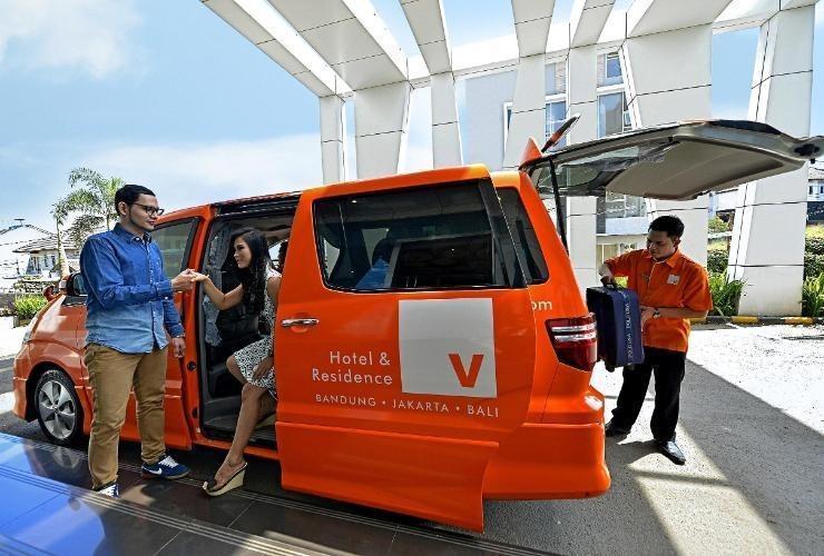 V Hotel & Residence Bandung - Shuttle