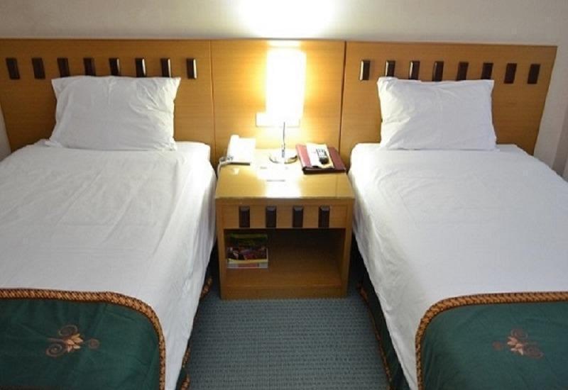 Patra Comfort Jakarta - Superior Tempat Tidur Twin berbagi
