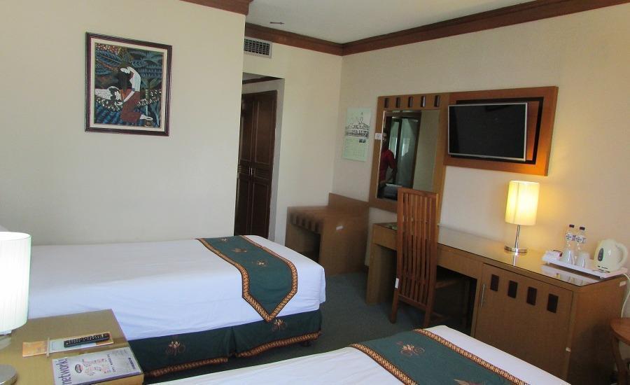 Hotel Patra Jasa jakarta - Superior Tempat Tidur Twin