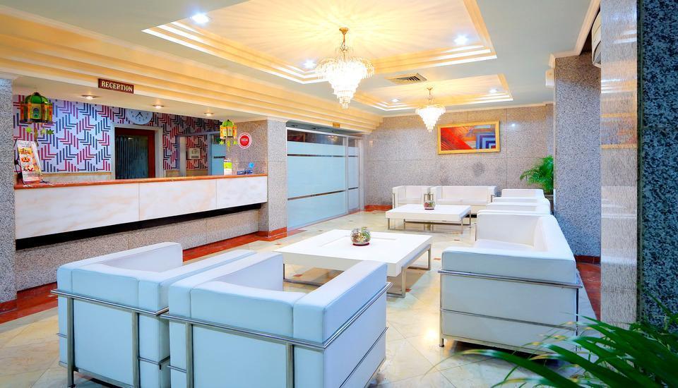 Patra Comfort Jakarta - Loby Area