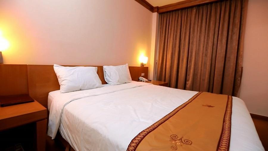 Hotel Patra Jasa jakarta - Kamar Deluxe