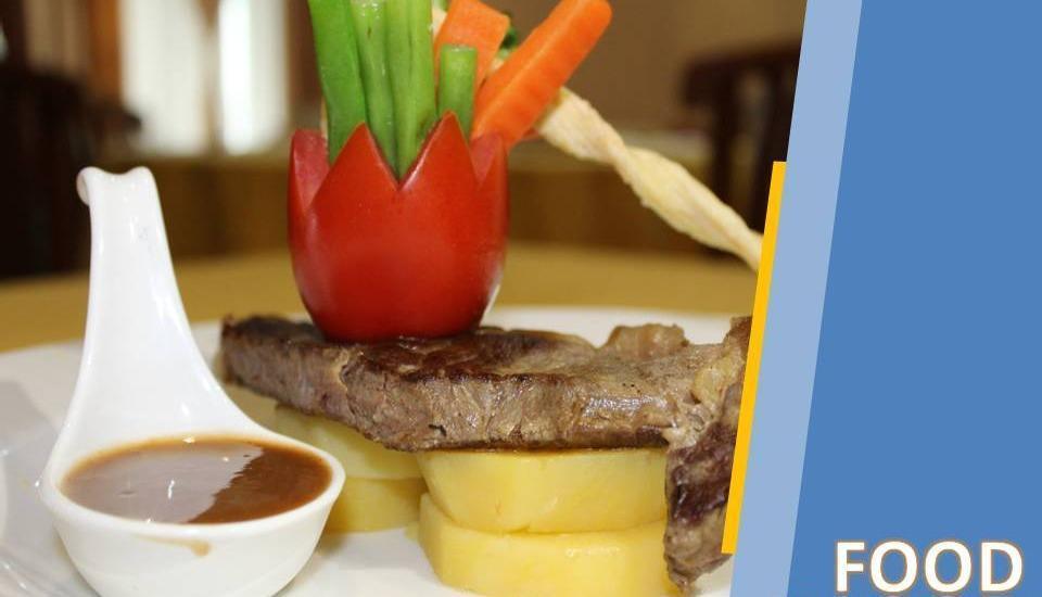 Hotel Patra Jasa jakarta - Rasa makanan