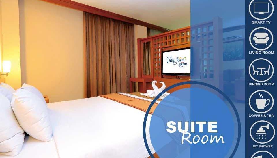 Hotel Patra Jasa jakarta - SUITE