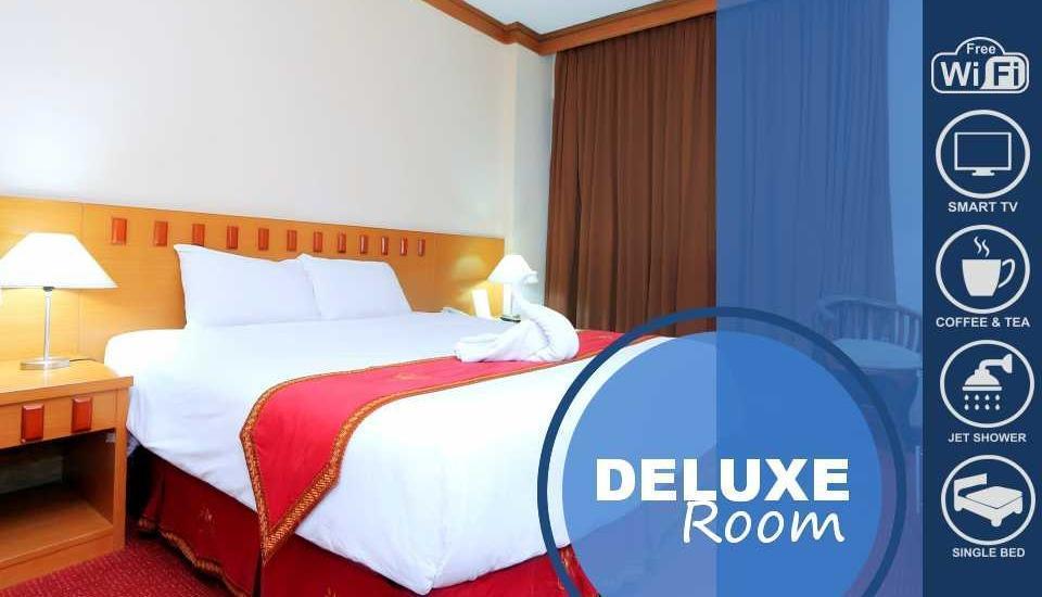 Hotel Patra Jasa jakarta - DELUXE