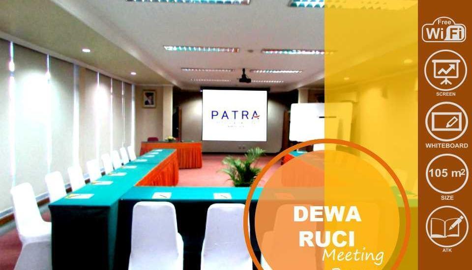 Hotel Patra Jasa jakarta - RUANG RAPAT