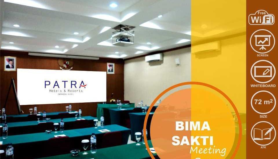 Patra Comfort Jakarta - RUANG RAPAT