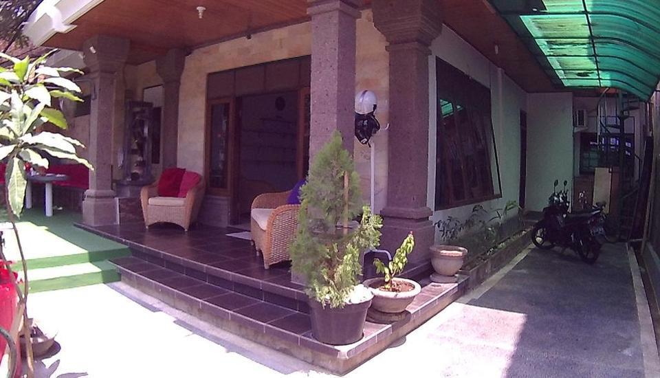24/7 Bed and Breakfast Jimbaran - bangunan