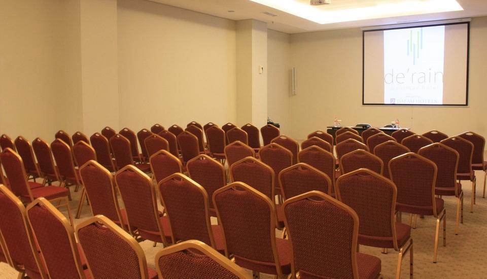 De Rain Hotel  Bandung - Meeting Room