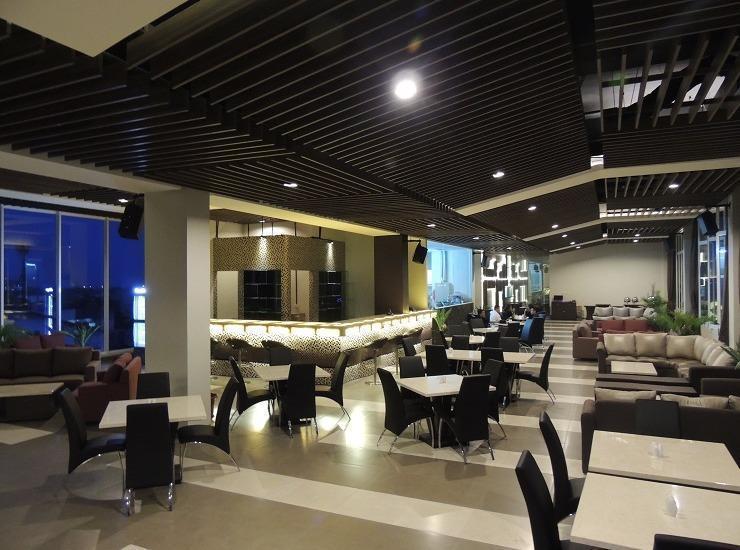 De Rain Hotel  Bandung - Restaurant