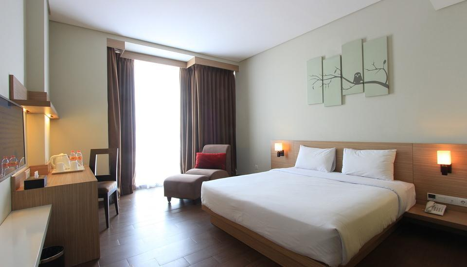 De Rain Hotel  Bandung - Executive Queen Room Only Regular Plan