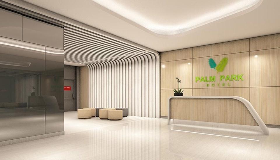 PALM PARK Hotel Surabaya Surabaya - Lobby