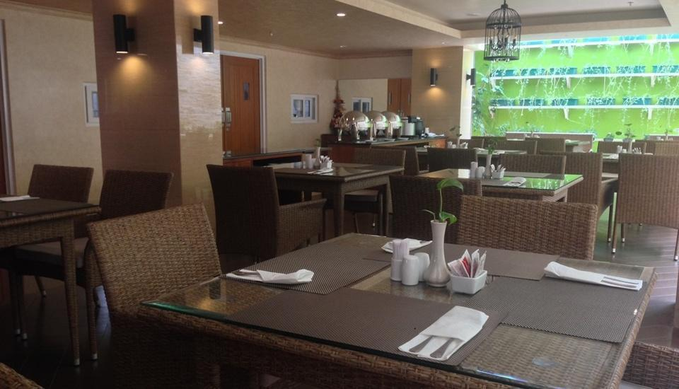 Best City Hotel Jogja - Restaurant