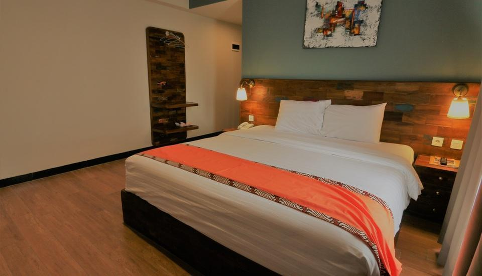 Best City Hotel Yogyakarta - GuestRoom