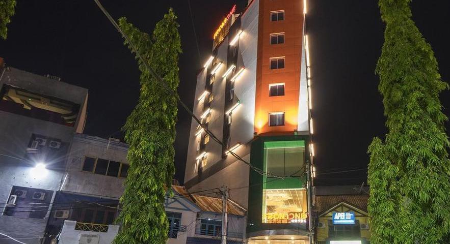 Front One Hotel Jayapura - VIEW