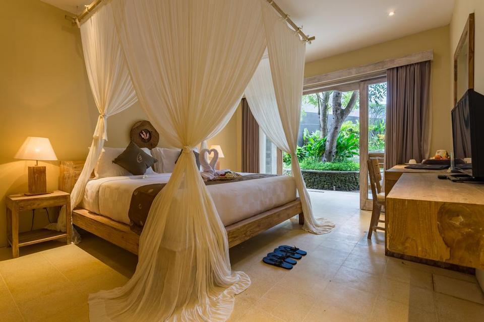 La Berceuse Resort and Villa Bali - Guest room