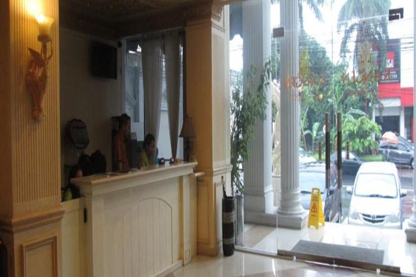 Kangen Hotel Jogja - Lobi