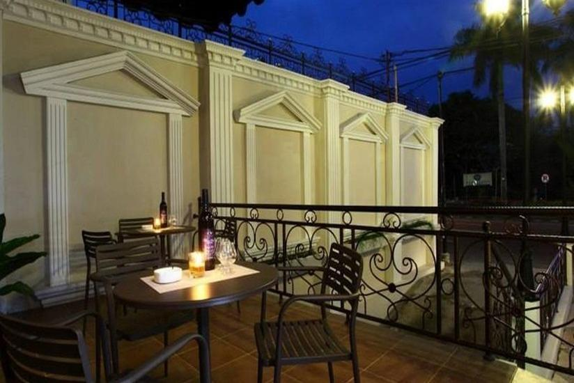 Kangen Hotel Jogja - Balkon