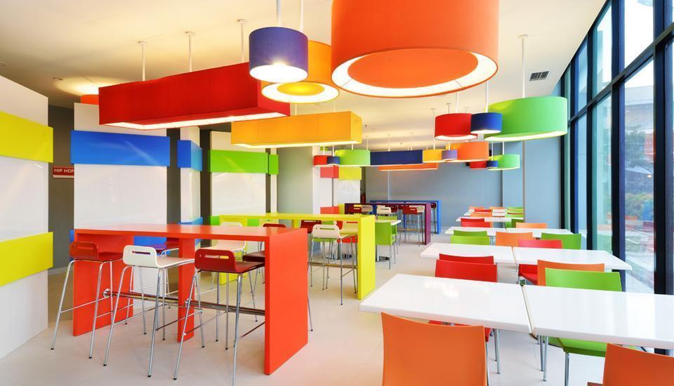 POP Hotel BSD City Tangerang - Interior