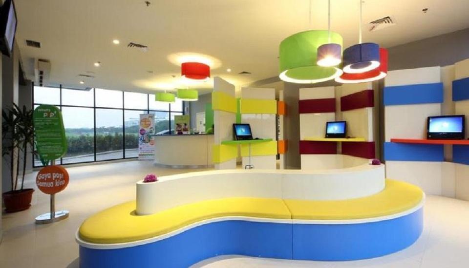 POP Hotel BSD City Tangerang - Lobi