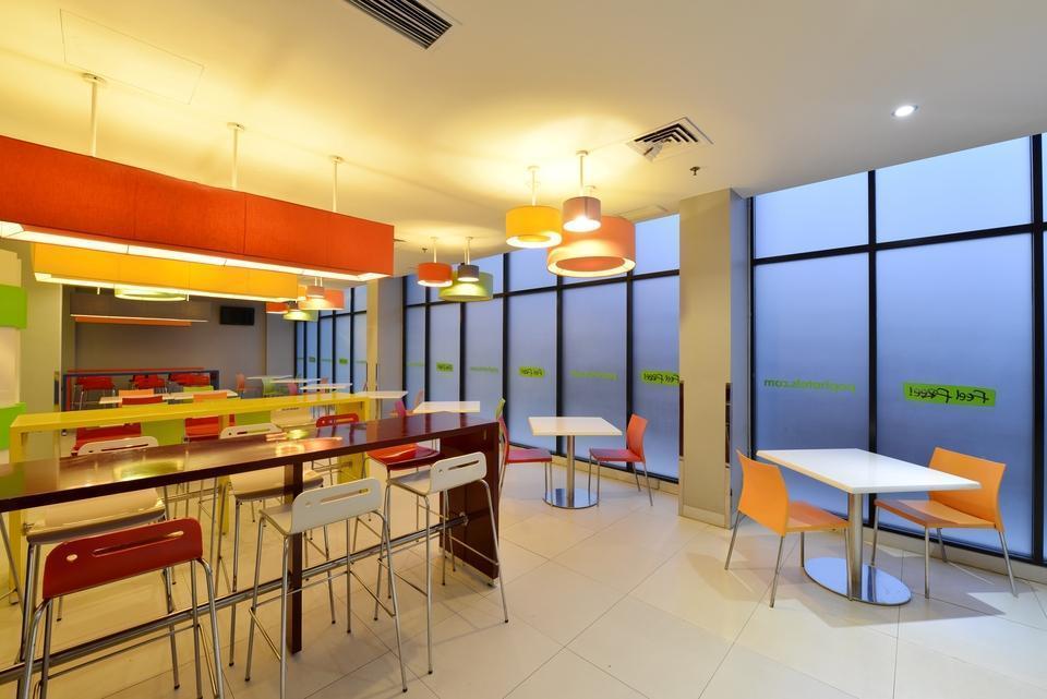 POP Hotel BSD City Tangerang - Restoran