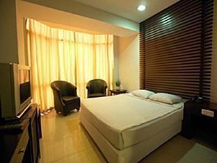 Kchrysant Hotel Jakarta - Kamar Tamu
