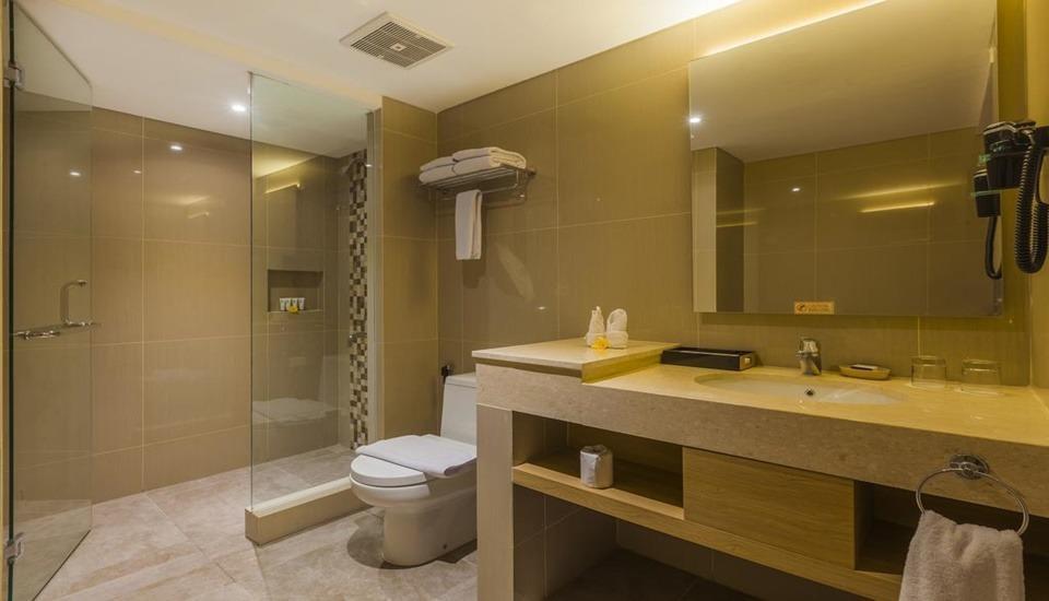 Best Western Kamala Jimbaran Bali - Bathroom