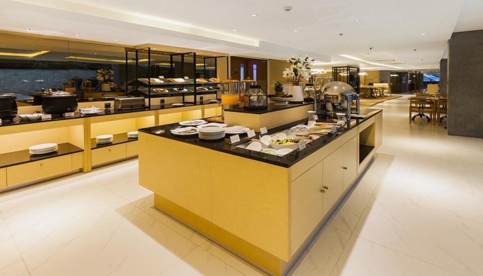 Best Western Kamala Jimbaran Bali - Buffet