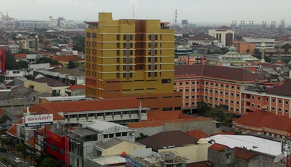Hotel Chanti Semarang - Buildings