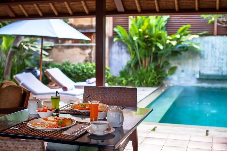 Mayaloka Villas Seminyak - Two Bedroom Villa Private Pool Basic 32%