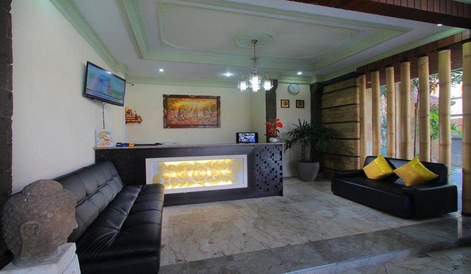 Lotus Tirta Seminyak Bali - Lobby