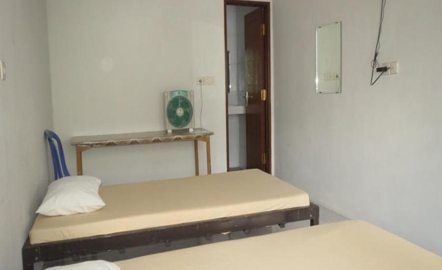 Hotel Netral Jombang Jombang - Kamar tamu