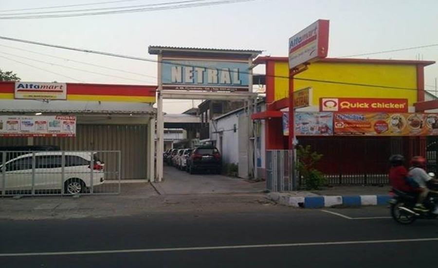 Hotel Netral Jombang Jombang - Eksterior