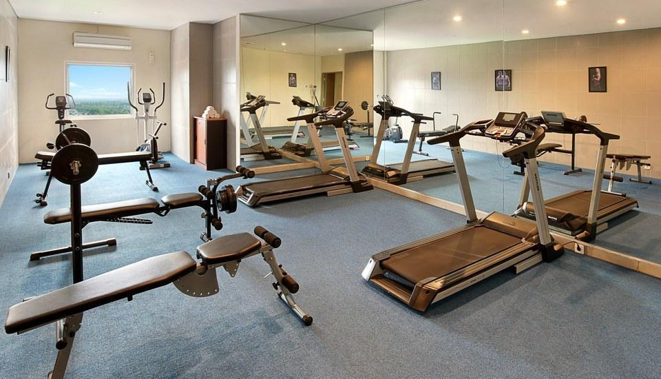 Aston  Solo - Fitness Center