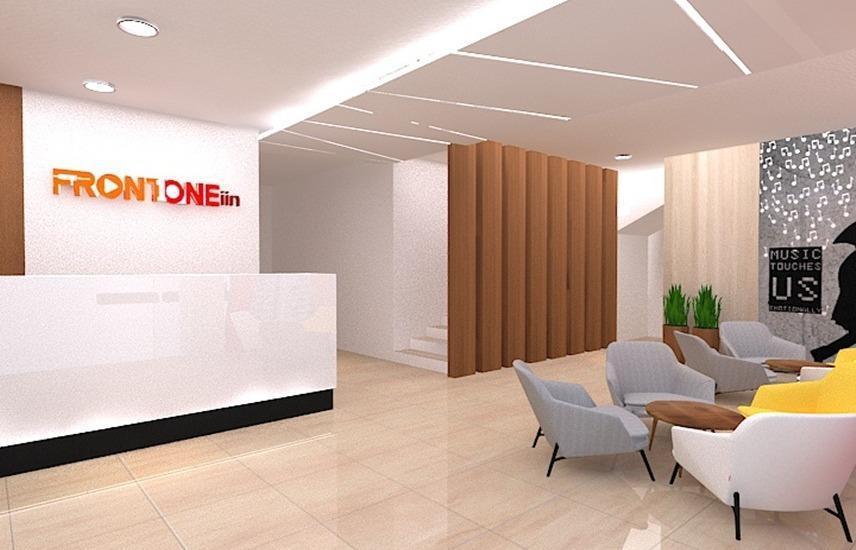 Front One Inn Sidoarjo Surabaya - Lobi
