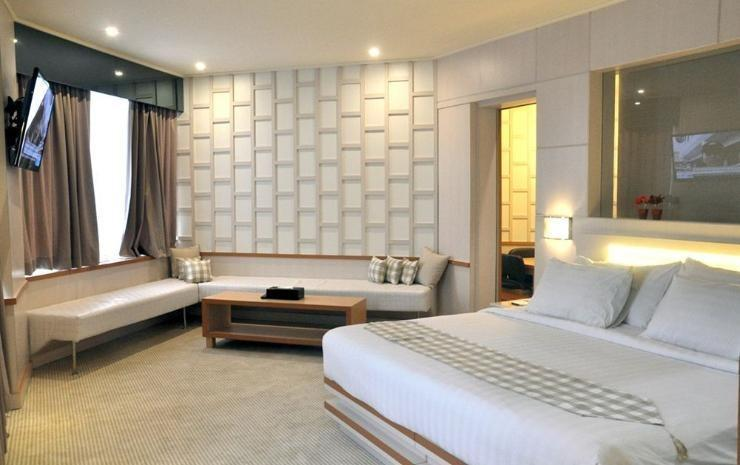 Hotel Horison Makassar - Horison Club Twin Room Regular Plan