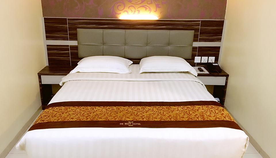 De Best Hotel Batam - Standard Double Bed Regular Plan