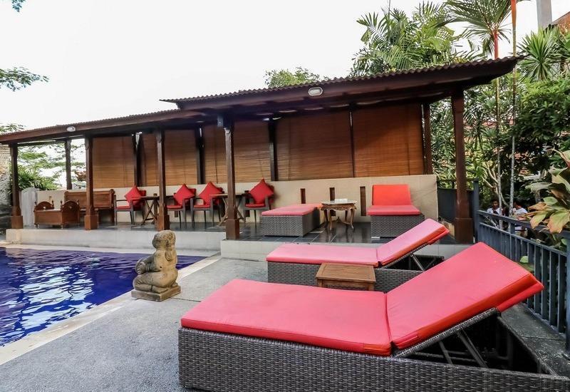 NIDA Rooms Ubud Raya Mas Bali - Kolam Renang