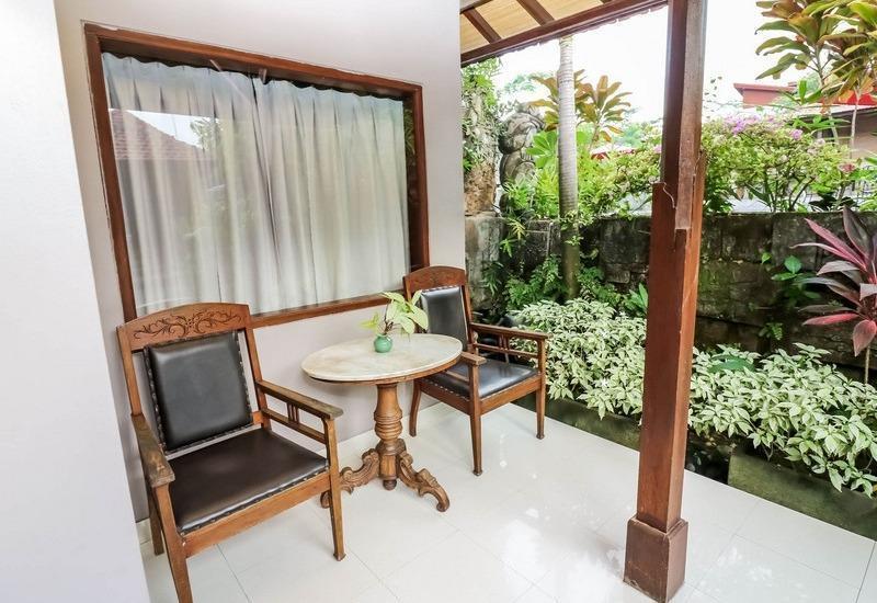 NIDA Rooms Ubud Raya Mas Bali - Ruang tamu