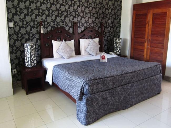 NIDA Rooms Ubud Raya Mas Bali - Kamar tamu