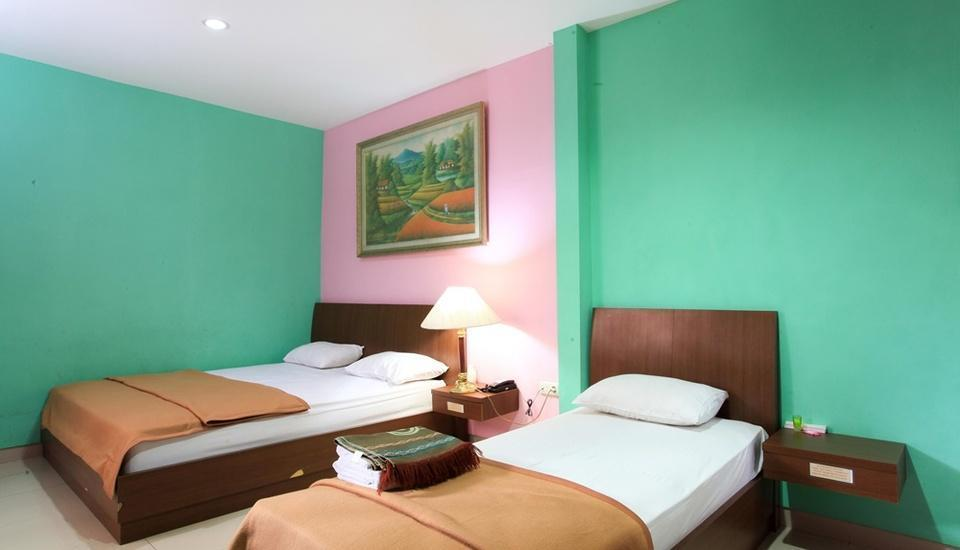 The Nancys Home Stay Pekanbaru - Family Deluxe Room Only Regular Plan