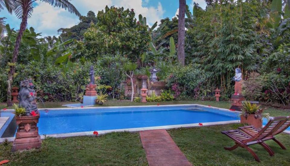 Bali Eco Resort Bali - Kolam Renang