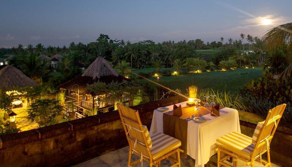 Wapa di Ume Bali - Restoran utama