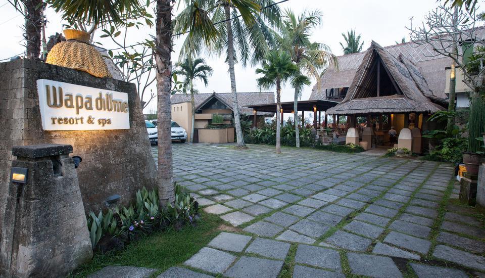 Wapa di Ume Bali - Akses Utama