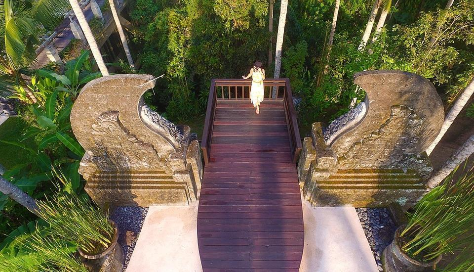 Wapa di Ume Bali - Wedding Chapel